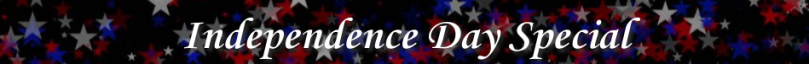 HS Independence Day Banner