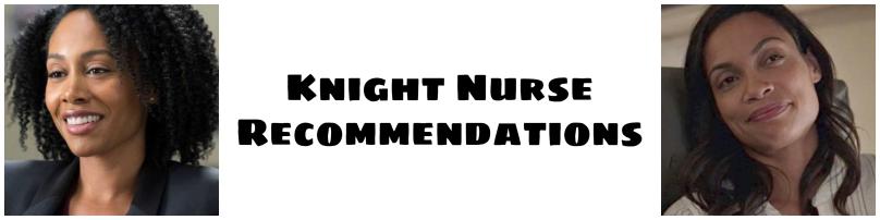 Knight Nurse Banner