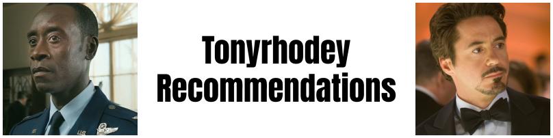 Tonyrhodey Banner