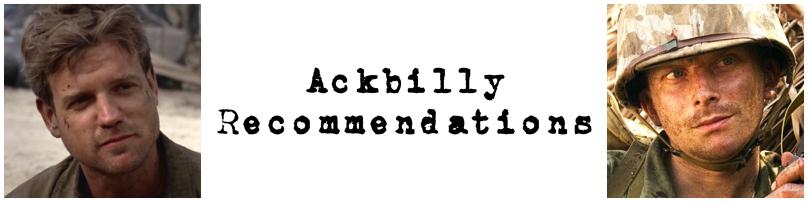 Ackbilly Banner