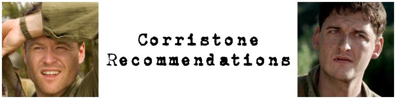 Corristone Banner