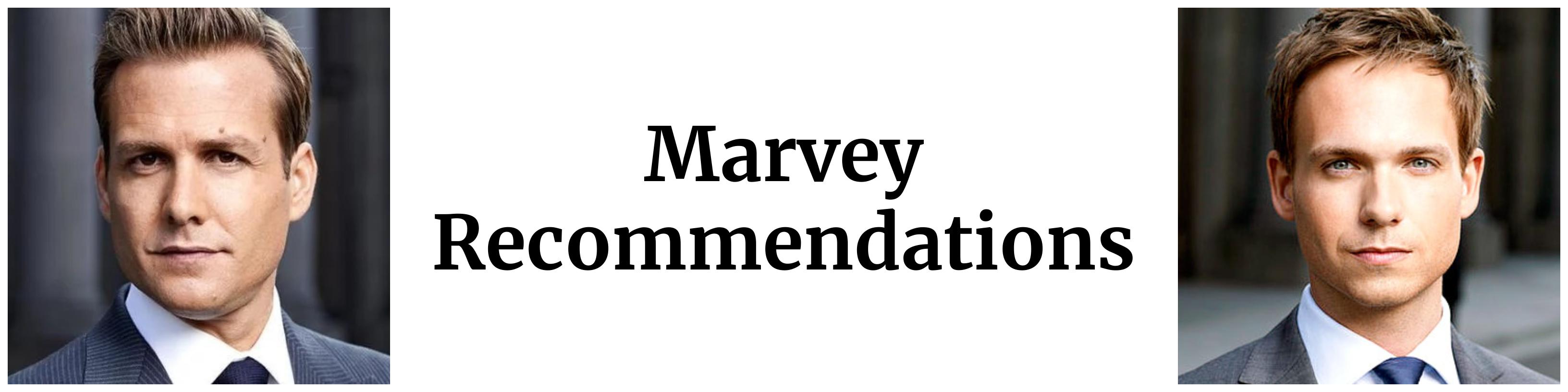 Marvey Banner
