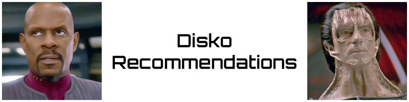Disko Banner