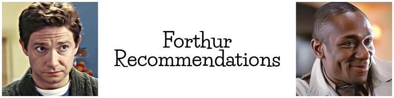 Forthur Banner