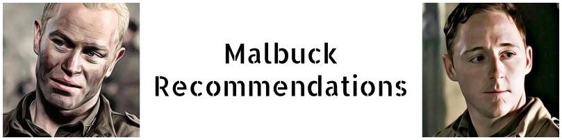 Malbuck Banner